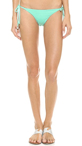 Zimmermann Tie Side Bikini Bottoms