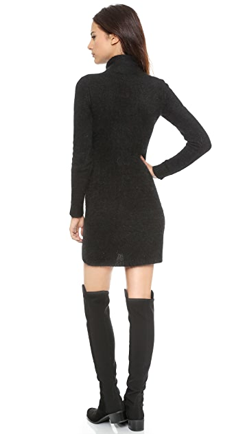 Zimmermann Racer Floss Knit Mini Dress