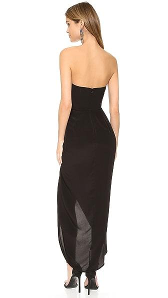 ebf074df2b59 Zimmermann Silk Curve Long Dress | SHOPBOP