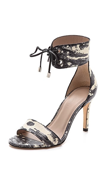 Zimmermann Tie Up Sandals
