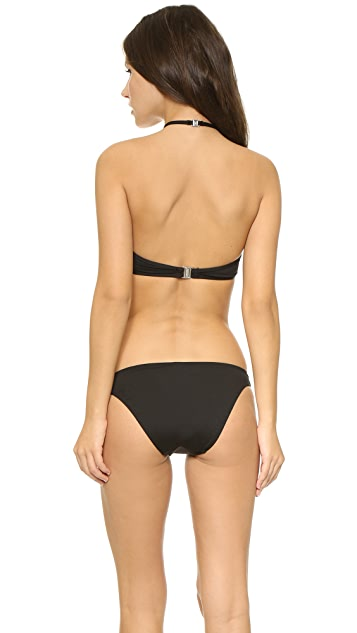 Zimmermann Hyper Mesh Bikini Set