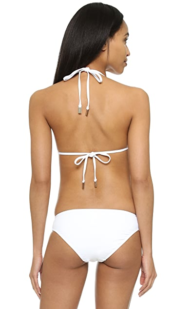 Zimmermann Separates Triangle Bikini Top