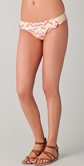 Zinke Electric Eel Hipster Bikini Bottoms