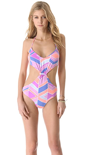 Zinke Stella Reversible One Piece Swimsuit