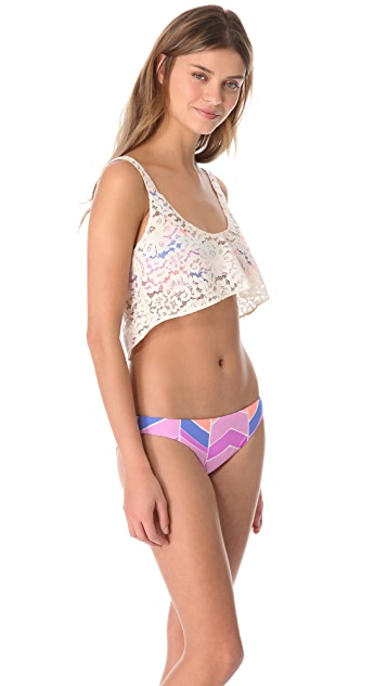 Zinke Endless Summer Crop Top