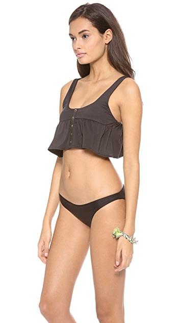 Zinke Penny Bikini Top