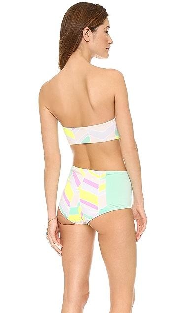 Zinke Katie Bustier Bikini Top