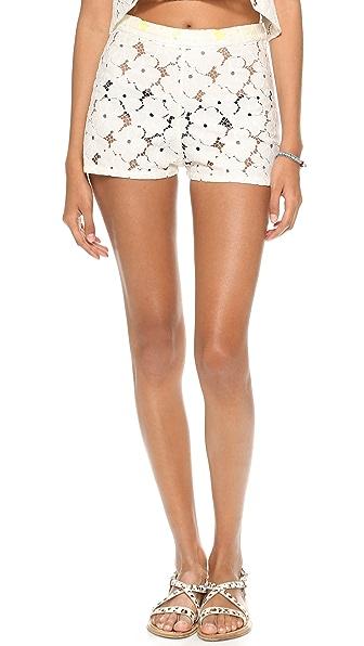 Zinke Madeline High Waist Shorts