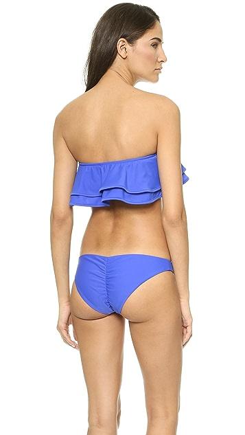 Zinke Reese Bandeau Bikini Top