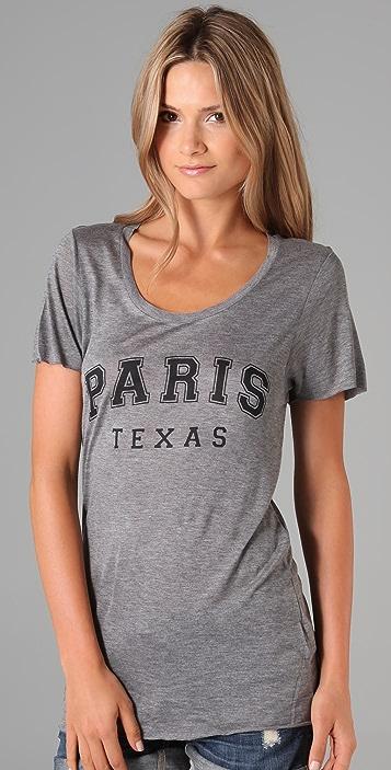 Zoe Karssen Paris, Texas Tee
