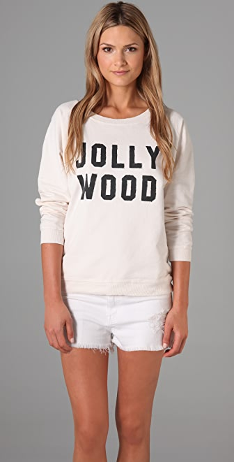 Zoe Karssen Jollywood Sweatshirt
