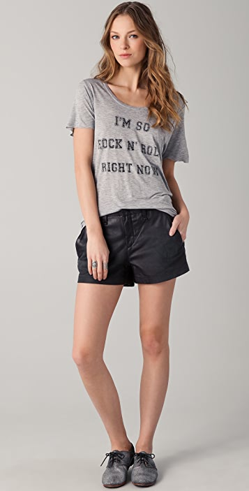 Zoe Karssen I'm So Rock n Roll Tee