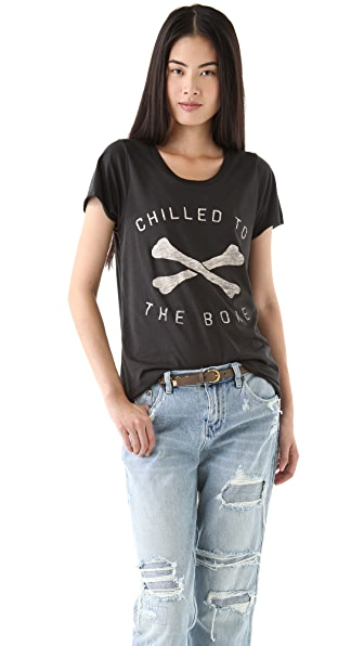 Zoe Karssen Chilled to the Bone Tee