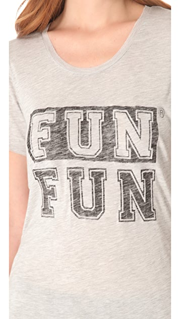 Zoe Karssen Fun Fun Tee