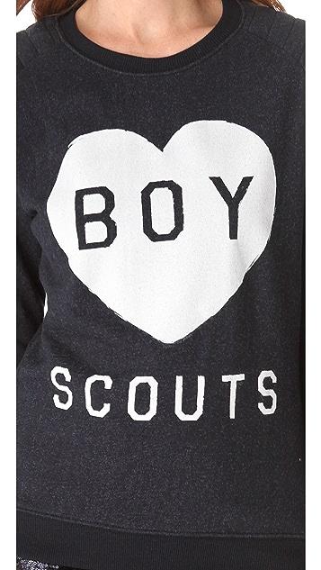Zoe Karssen Boy Scouts Sweatshirt