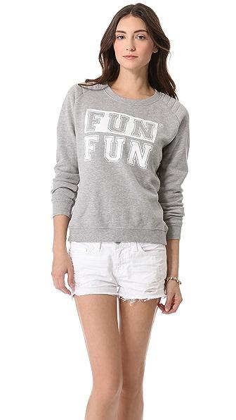 Zoe Karssen Fun Fun Sweater