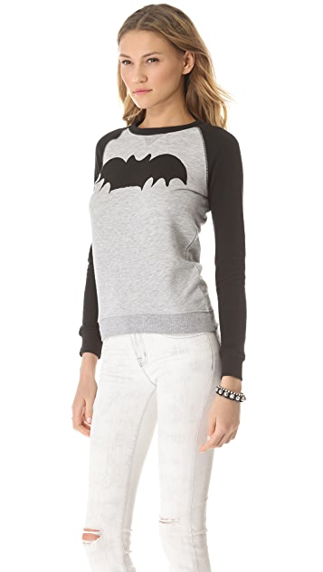 Zoe Karssen Bat Loose Fit Sweatshirt