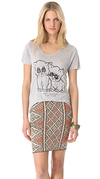 Zoe Karssen Best Friends Tee