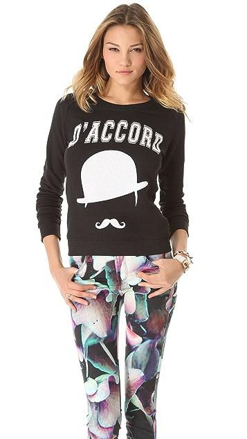 Zoe Karssen D'Accord Sweatshirt