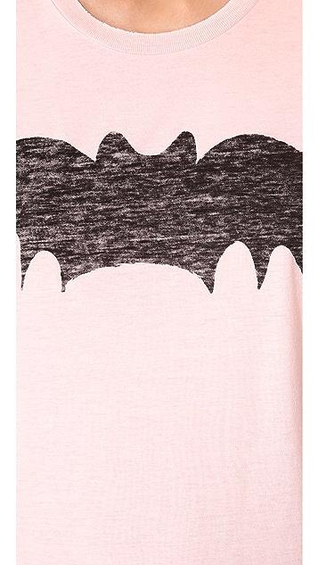 Zoe Karssen Short Sleeve Bat Tee