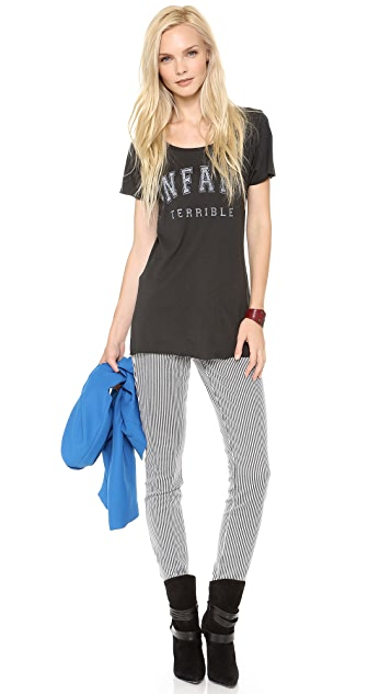 Zoe Karssen Enfant Terrible Tee