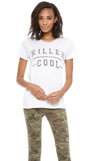 Zoe Karssen Killer Cool Short Sleeve Tee