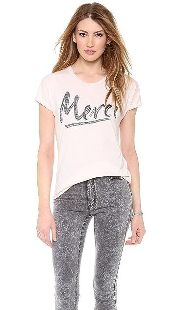 Zoe Karssen Merci T-Shirt