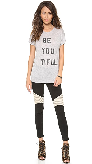 Zoe Karssen Beyouthful Short Sleeve Tee