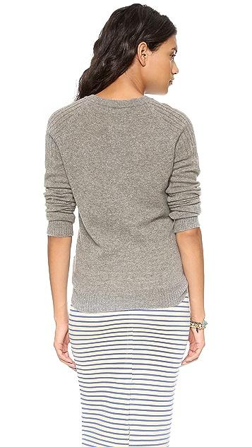 Zoe Karssen Au Revoir Cashmere Sweater