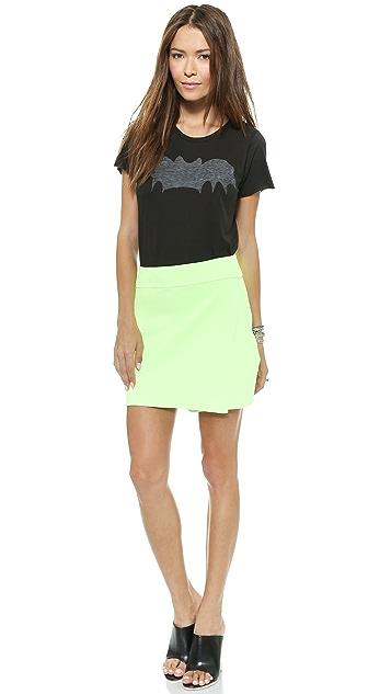 Zoe Karssen Bat Short Sleeve Tee