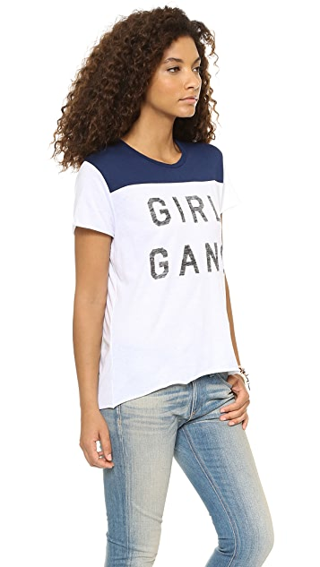 Zoe Karssen Girl Gang Tee