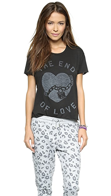 Zoe Karssen The End of Love Tee