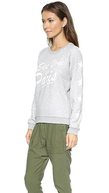Zoe Karssen See You in Paris Sweater