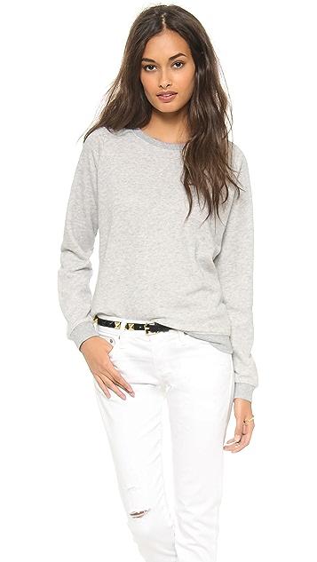 Zoe Karssen Basic Loose Fit Sweatshirt