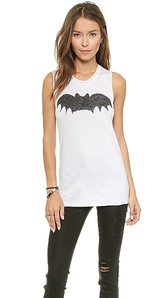 Zoe Karssen Bat Muscle Tank