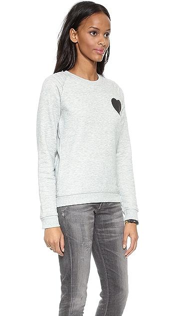 Zoe Karssen Wish You Were Here Sweatshirt