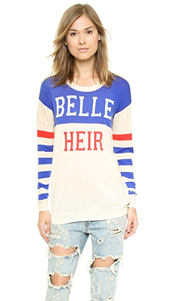 Zoe Karssen Belle Heir Sweater