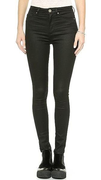 Zoe Karssen High Waist Skinny Jeans