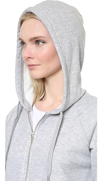 Zoe Karssen Zip Through Hoodie