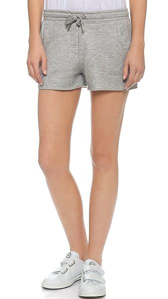 Zoe Karssen Loose Fit Sweat Shorts