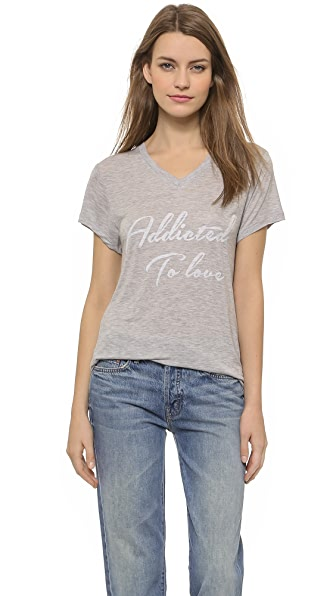 Zoe Karssen Addicted to Love Tee