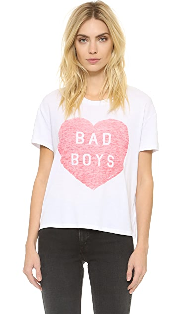 Zoe Karssen Bad Boys Tee