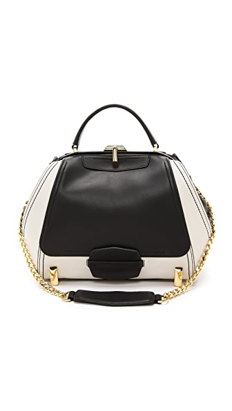 ZAC Zac Posen Colorblock Daphne Bag