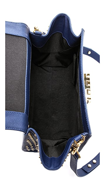 ZAC Zac Posen Studded Eartha Bag