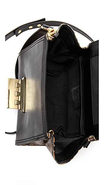 ZAC Zac Posen Eartha Soft Mini Top Handle Bag