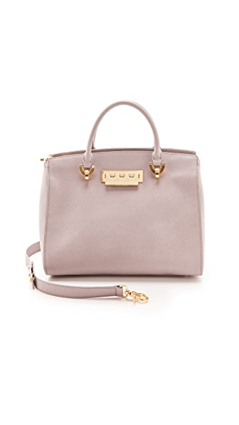 ZAC Zac Posen Eartha Barrel Satchel