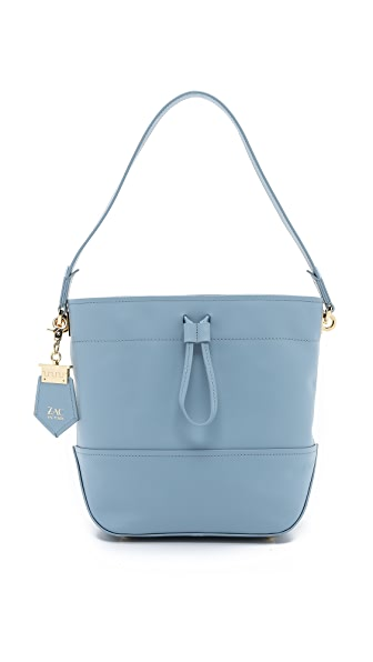 ZAC Zac Posen Eartha Envelope Drawstring Bucket Bag