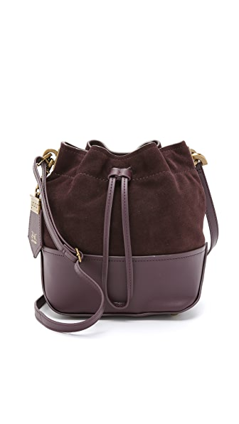 ZAC Zac Posen Eartha Envelope Mini Drawstring Bag
