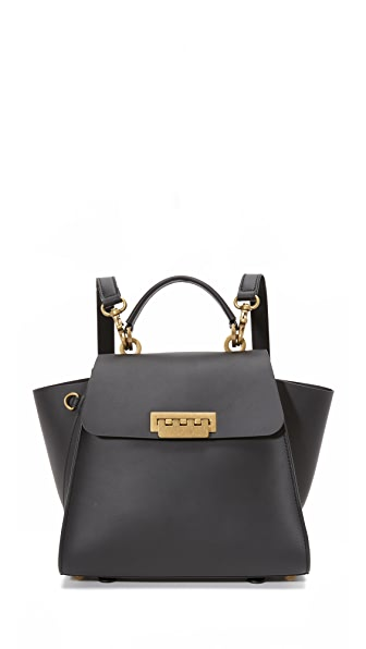 ZAC ZAC POSEN Eartha Iconic Convertible Backpack in Black