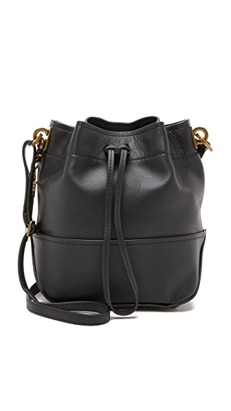 ZAC Zac Posen Eartha Mini Envelope Drawstring Bag